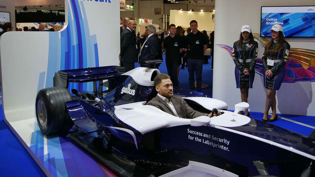 gallus_messestand_labelexpo_race_rennauto