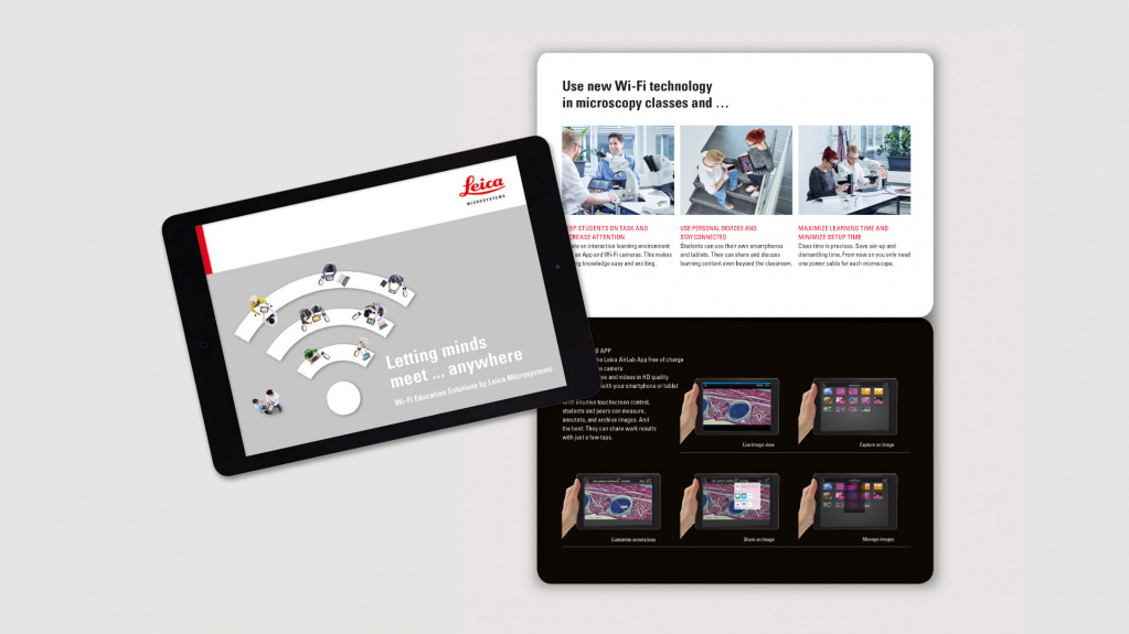 kampagne_leica_microsystems_wifi_education_solutions_mailing