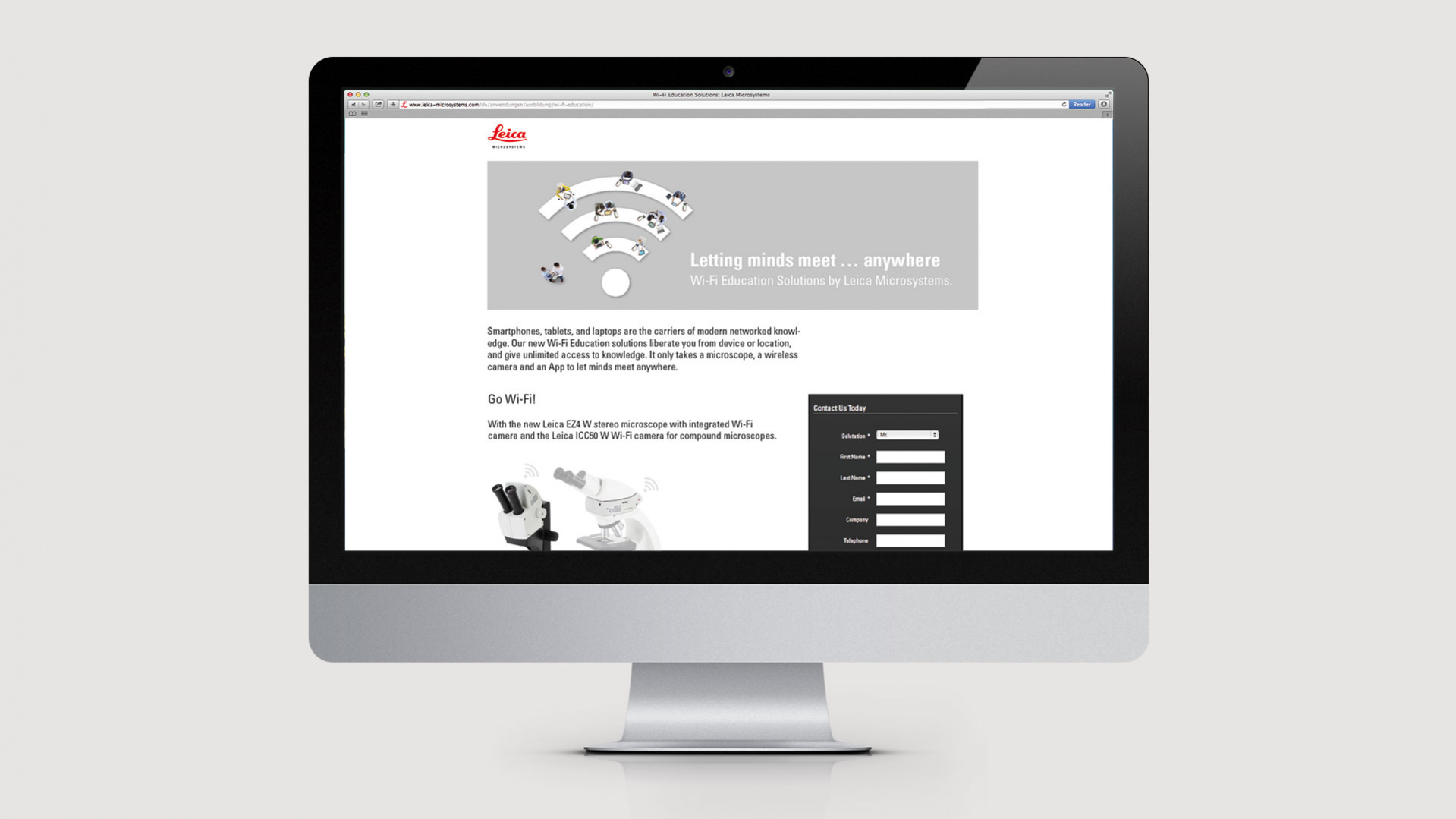 kampagn_leica_microsystems_wifi_education_solutions_microsite